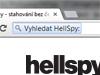 Vyhledávací modul pro prohlížeče